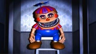 "FNAF 4 ""Fun with Balloon Boy"" (Nightmare BB)"