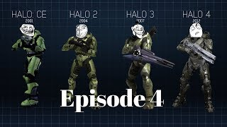 Halo Combat Evolved | Halo: The Master Chief Collection Episode 4