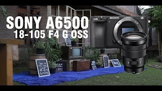 Sony a6500 + Sony 18-105mm f4 G OSS | 120 fps | Wedding film |