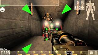 Unreal Tournament 99 - Tally-Ho! Mod Gameplay