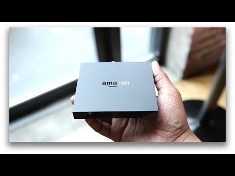 Amazon Fire TV Review!