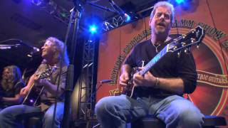 Night Ranger Don't Tell Me You Love Me - NAMM 2010 with Taylor Guitars