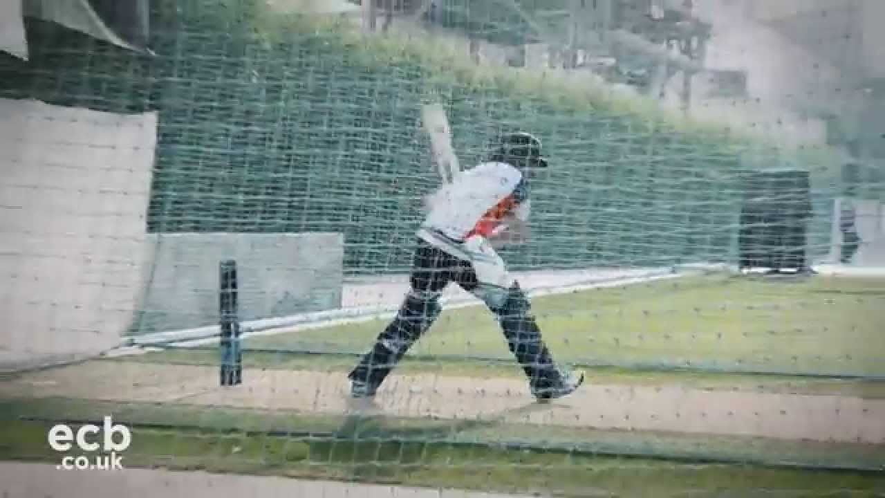 England in the nets: T20 batting