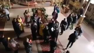 Православные разборки. Храм Рождества Христова. #Одесса