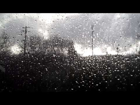 NW Weather: Wicked Rain and Wind Storm (3) HD HQ Stereo