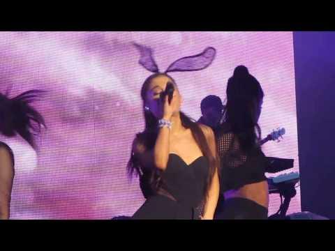 Ariana Grande Hershey PA 07/26/2015 Bang Bang