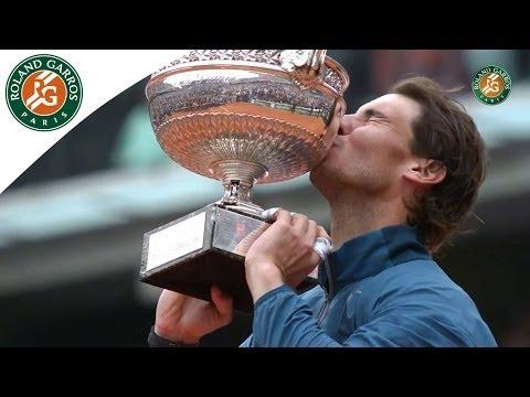 Roland Garros 2013 men's final: R. Nadal d. D. Ferrer