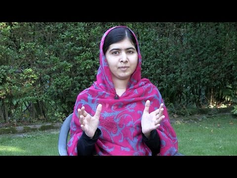 Malala Yousafzai: 'We Have to Do It Together'