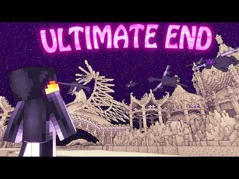 Minecraft | ULTIMATE END BOSSES MOD Showcase! (ENDER BOSSES, ENDER MOBS MOD, BOSSES MOD)