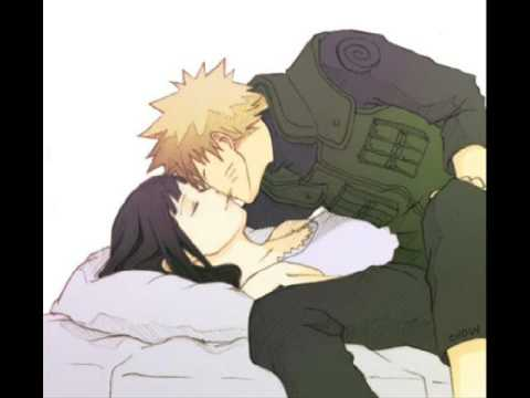 Naruto and Hinata  are so hot