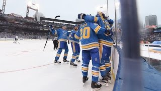 Blues vs Blackhawks | 2017 Winter Classic Highlights [HD]