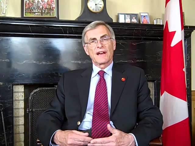 Senator James Cowan: Parliamentary Reform