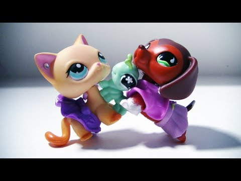 Littlest Pet Shop: Popular Episode #23: The Claws Come Out