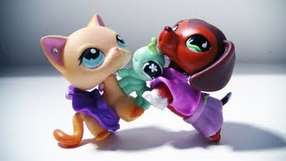 Littlest Pet Shop: Popular (Episode #23: The Claws Come Out)