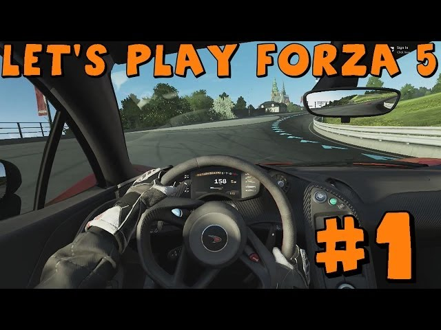 Forza Motorsport 5 |Xbox One| First Impressions | My First Car and First Drifting Attempt!