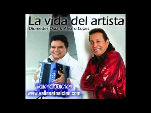 Ni amigos , Ni novios  Diomedes Diaz & Alvaro Lopez Via @Vallenatoalcien