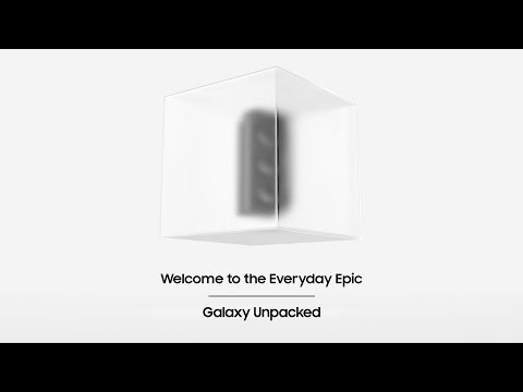 Galaxy Unpacked January 2021 Official Replay l Samsung