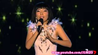 Dami Im - Silent Night - Woolworths Carols In The Domain 2013