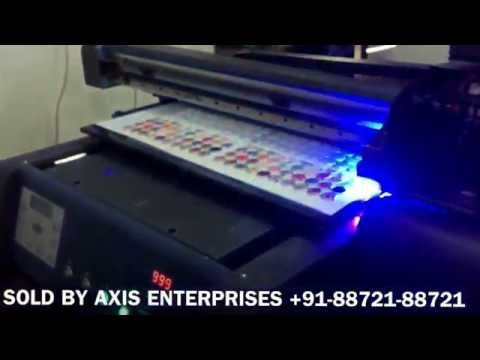 FLATBED UV PRINTER CHINA +91-88721-88721
