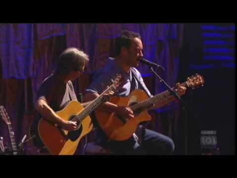 GRACE IS GONE-Dave Matthews&amp; Tim Reynolds-Farmaid 10-4-09