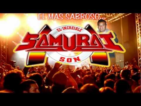 SONIDO SAMURAI - LA CHINGONSITA - AMOZOC 2011