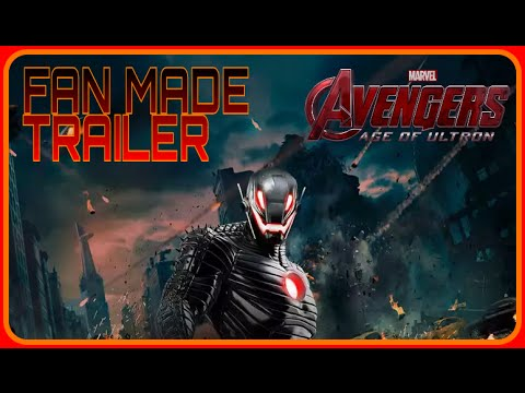 The Avengers: Age Of Ultron Fan Made Trailer