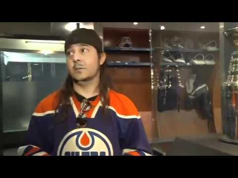 Daron Malakian and the Edmonton Oilers [Part 1]