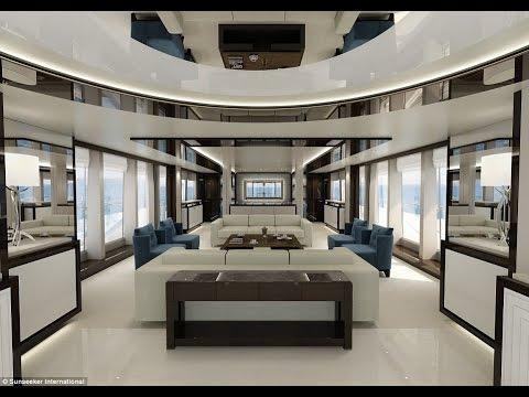 £16M Sunseeker 'ZOZO', $1.7M Corvette Powerboat, London Boat Show 2016 & much more