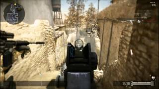 Warface Gameplay on XFX Radeon HD5670 1GB GDDR5 (Closed Beta).