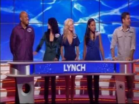 Boyzone - Shane Lynch on Family Fortunes part 1
