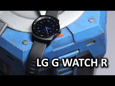 LG G Watch R - My Favorite Smartwatch Yet!