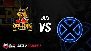 Team X vs Golden Mulas   LPG Dota 2 Season 7   Lucky & Mstco