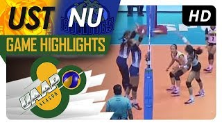 UAAP 80 WV: UST vs. NU | Game Highlights | March 25, 2018