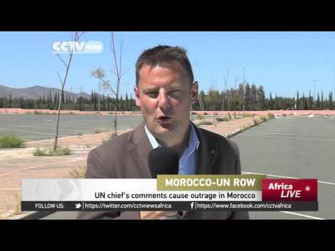 Morocco rejects UN chief explanation over W. Sahara row