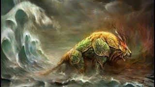 7 Quái Thú Kỳ Dị và Kinh Khủng Nhất Trong Thần Thoại Trung Hoa Cổ Đại