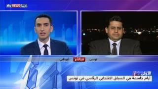 تونس.. السباق الانتخابي بين السبسي والمرزوقي