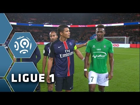 Paris Saint-Germain - AS Saint-Etienne (4-1) - Highlights - (PARIS - ASSE) / 2015-16