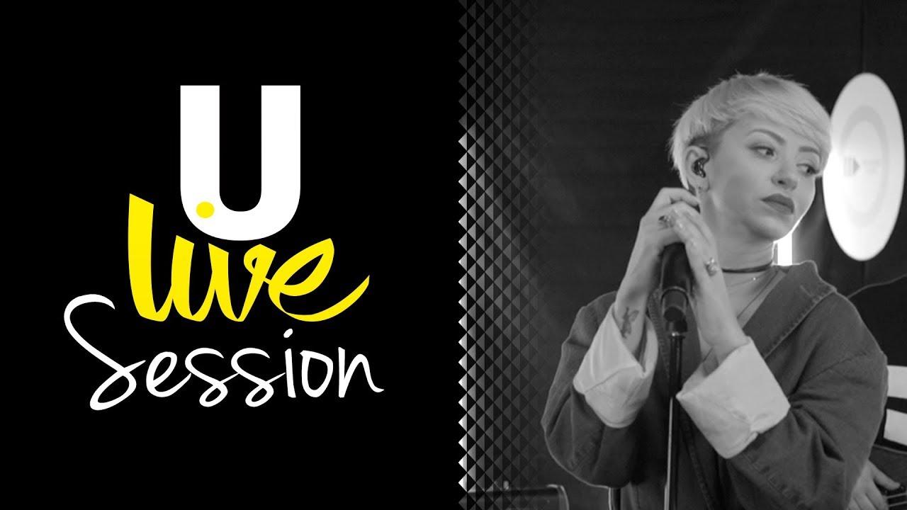 Giulia - Ne vedem noi (ULive Session)