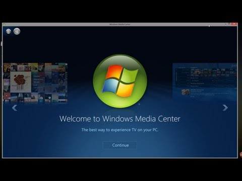 How to enable Media Center for Windows 8 professional (Time Warner Cable)