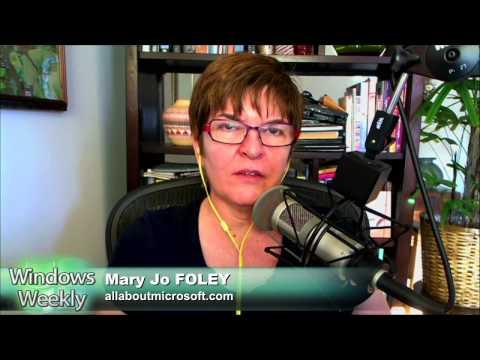 Mary Jo Foley talks to Steve Ballmer