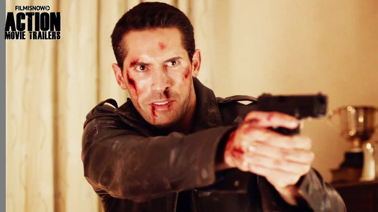 Scott Adkins stars in the action thriller ELIMINATORS