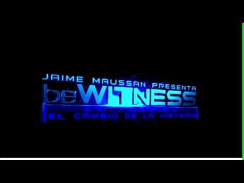 Be Witness Roswell presentado por Jaime Mausan