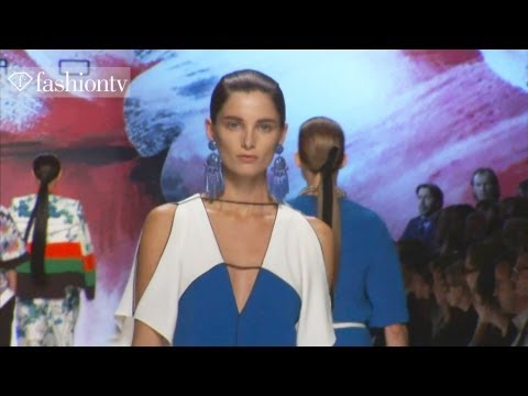Etro Spring/Summer 2013 FULL SHOW | Milan Fashion Week MFW | FashionTV