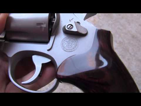 Smith & Wesson 629 Performance Center 7.5 Comp .44 Magnum