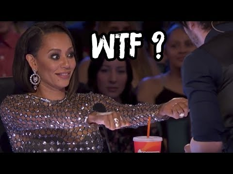 LOOK! Unbelievable Shows Magic America's Got Talent 2017