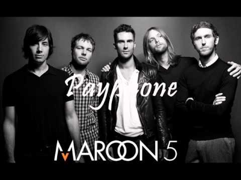 Payphone - Maroon 5 Ft. Wiz Khalifa (lyrics) video