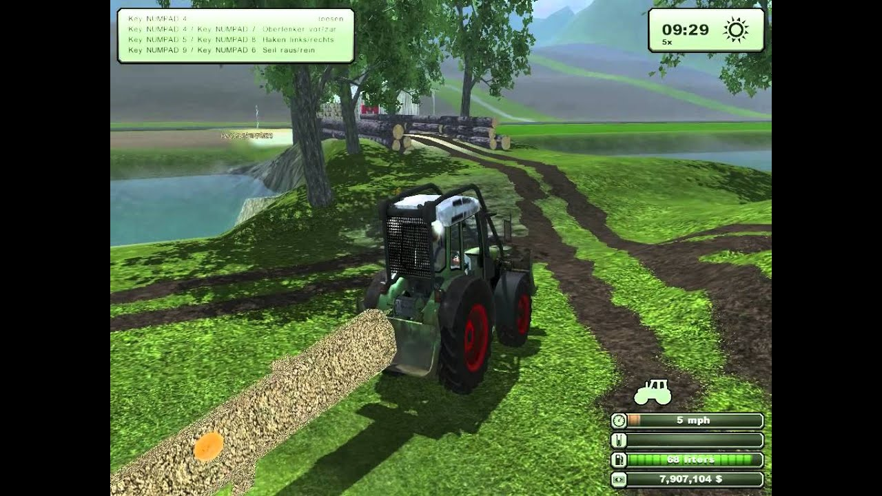 Farming Simulator 2013 Forest Map Farming Simulator 2013 Fendt