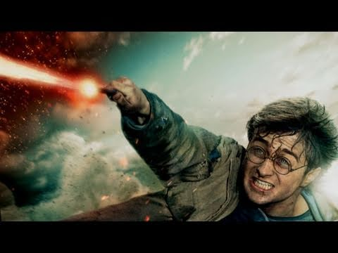 The Harry Potter Movies in Six Minutes