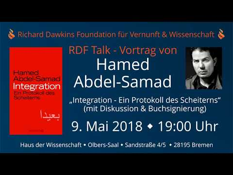 RDF Talk - Hamed Abdel-Samad: Integration