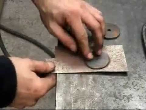 Metal Shaping Practice